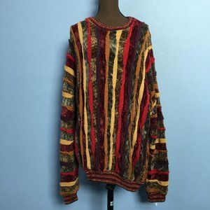 Norm Thompson Tundra 90s Chenille Sweater